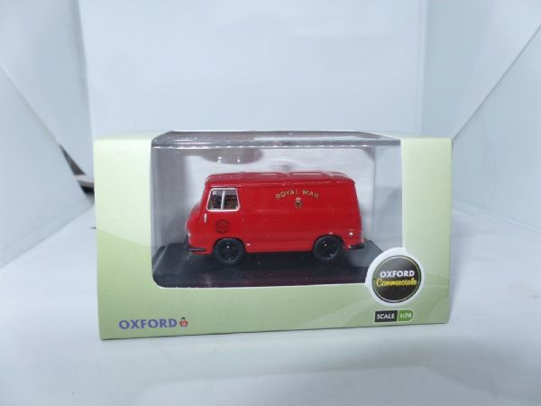 Oxford 76J4001 J4001 1/76 OO Scale  Morris J4 Van Royal Mail Post Office